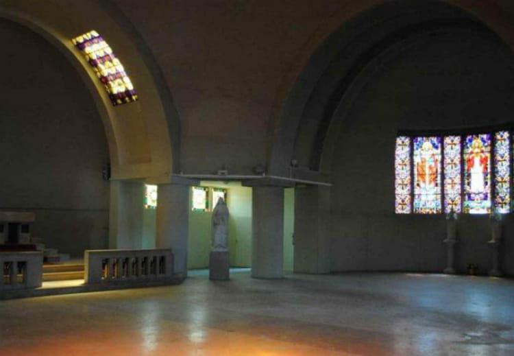 Une église en Picardie