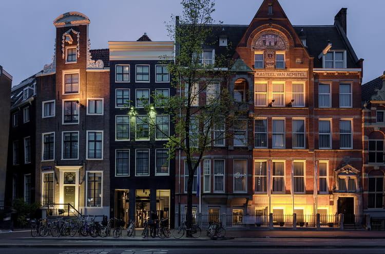 L'Ink Hotel à Amsterdam, à partir de 460 € la nuit