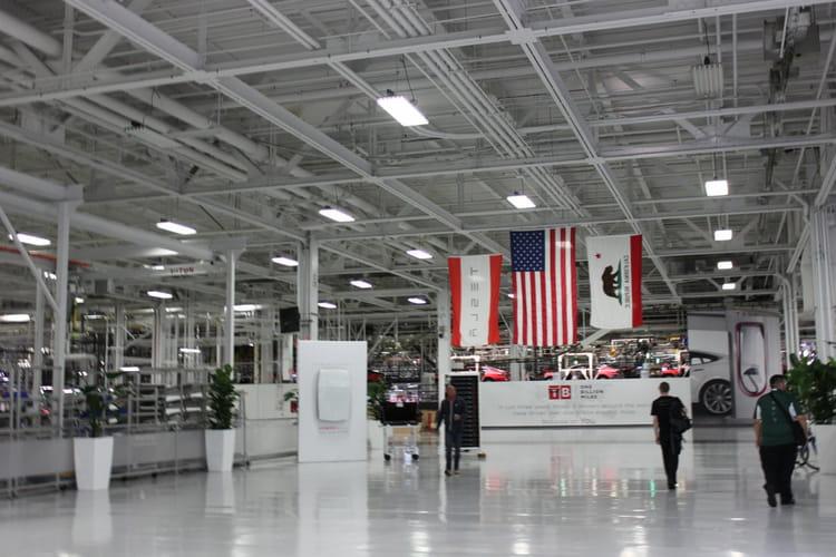 L'unité de production