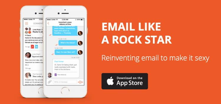 Mailburn transforme votre Gmail en WhatsApp quand vous le consultez de votre téléphone