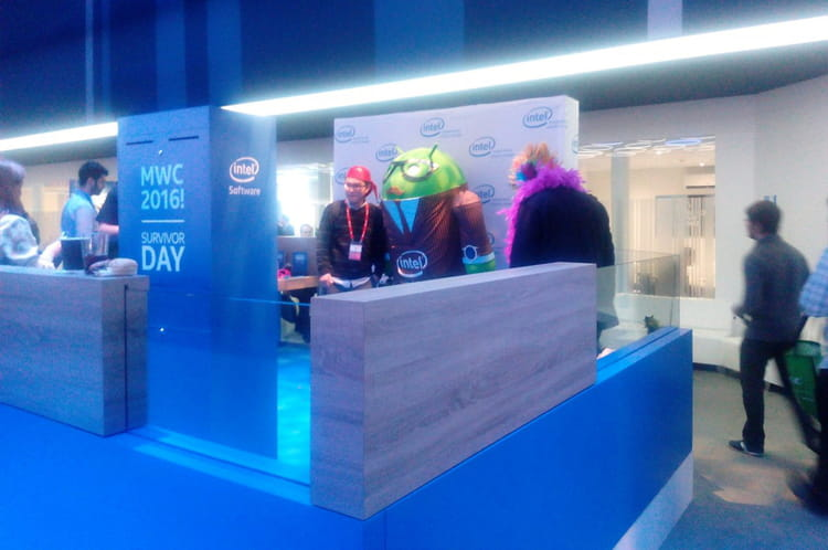 Stand Intel