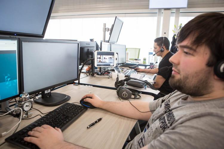 Des tableaux de bord pour gérer plusieurs communications simultanément