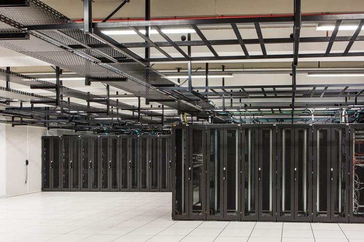 2300serveurs répartis sur les 3data centers