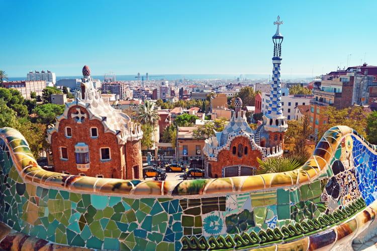 17e : Barcelone, Espagne, 112,83£ (145,94 €)