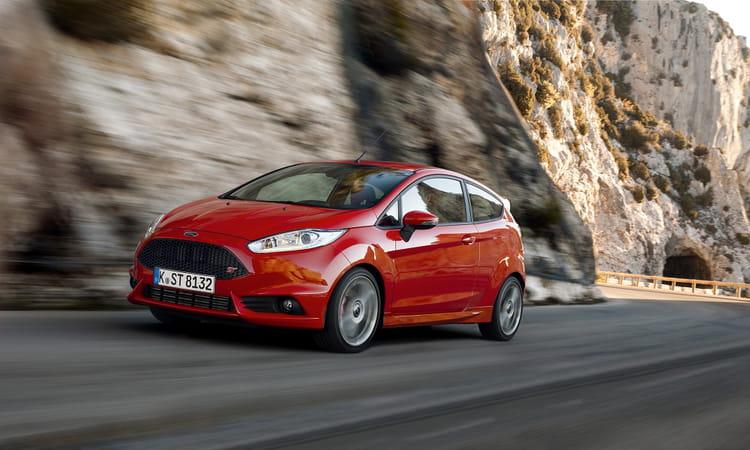 La Ford Fiesta ST, à partir de 15 000 euros d'occasion