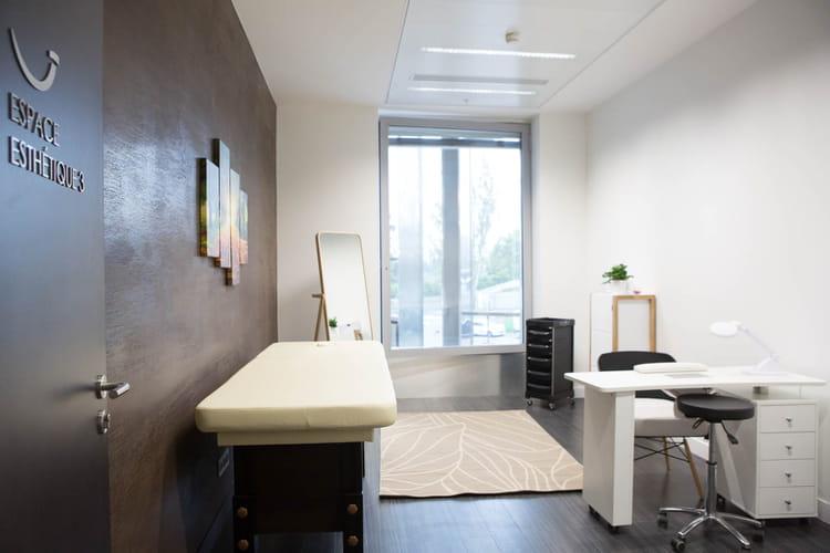 150 m² dédié à l'espace bien-être