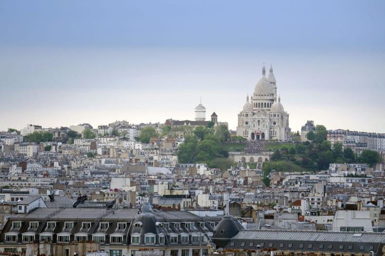 9e basilique du sacr c ur 8 503 le m tre carr habiter pr s des plus - Combien coute le metre carre a paris ...