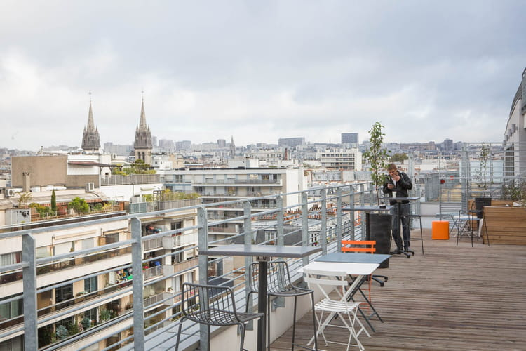 Un rooftop pour ceux qui le veulent bien