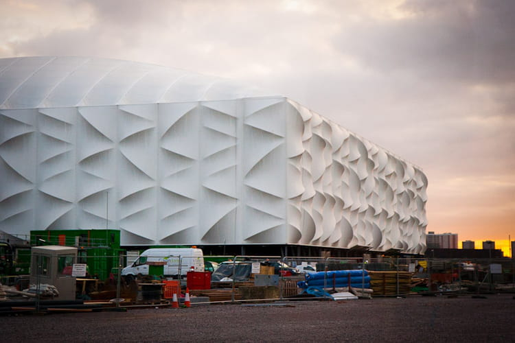 JO de Londres 2012 : Handball Arena