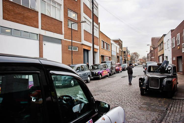 JO de Londres 2012 : Silicon Valley à taille humaine