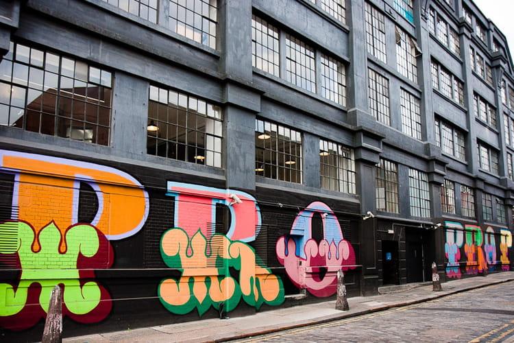 JO de Londres 2012 : Tech city