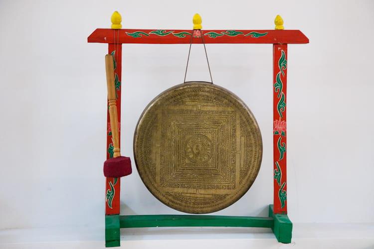 Critéo : gong