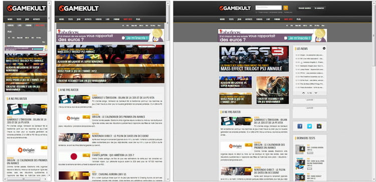 gamekult com   10 exemples de responsive design