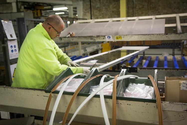 La Pose Des Joints Fen Tres Lapeyre Leur Fabrication En Images Jdn