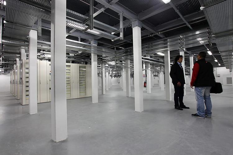 Un data center extensible