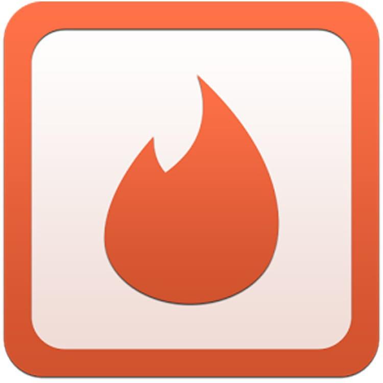 tinder joue sur la symbolique de la flamme   les 13 logos