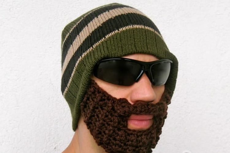 Bonnet à barbe