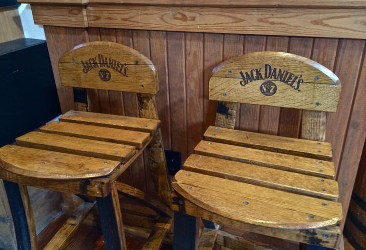 recyclage visitez la distillerie centenaire du jack daniel 39 s jdn. Black Bedroom Furniture Sets. Home Design Ideas