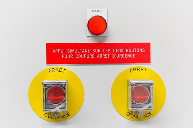 Double disjoncteur