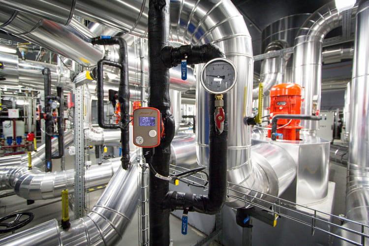 Salle de refroidissement