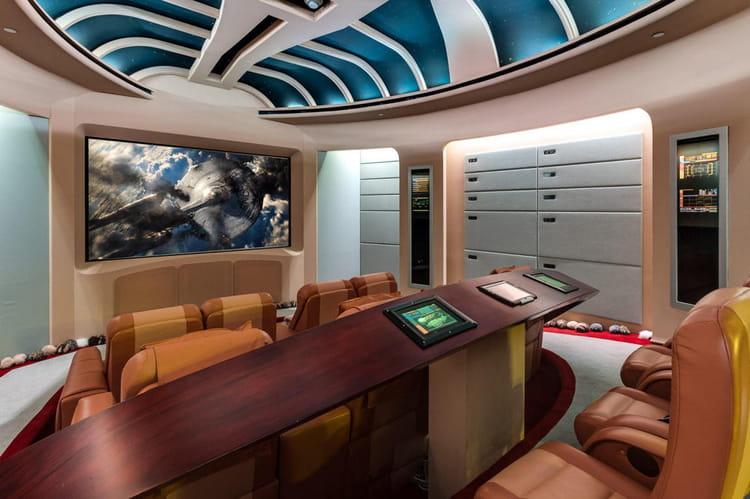 Incroyable maison Star Trek Marc Bell