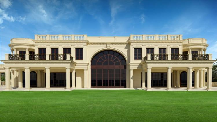 Voici à quoi ressemblera la demeure
