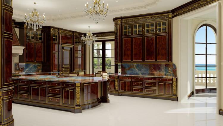 Une entreprise française pour le mobilier de la cuisine