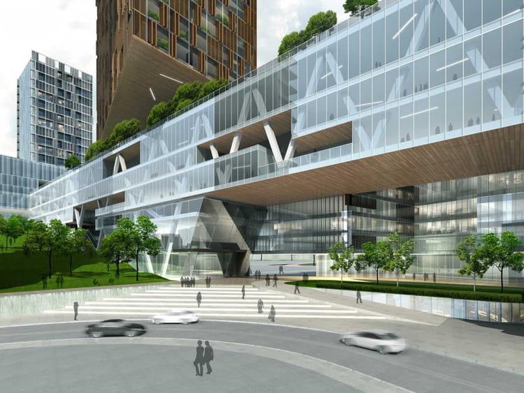 Meilleur bâtiment de la santé (futur projet)