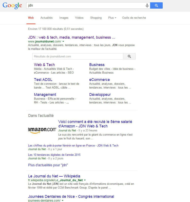 1er google le top 5 des moteurs de recherche en france jdn. Black Bedroom Furniture Sets. Home Design Ideas