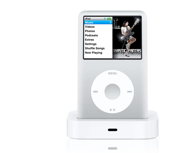 L'iPod classic se rajeunit