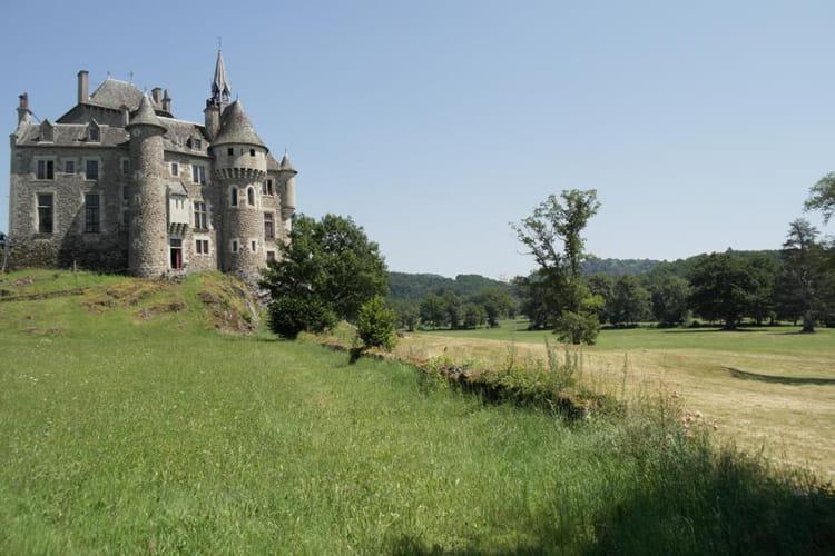Château dans le Cantal