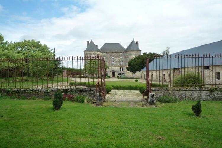 Château dans les Ardennes