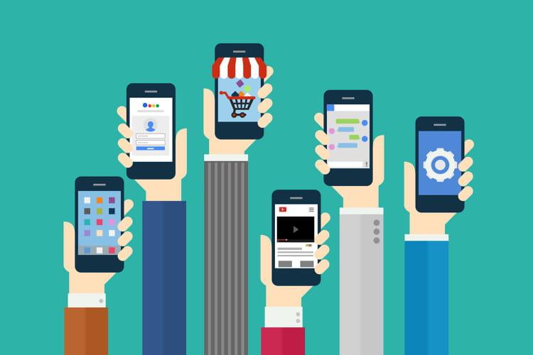 Applications mobiles tendances