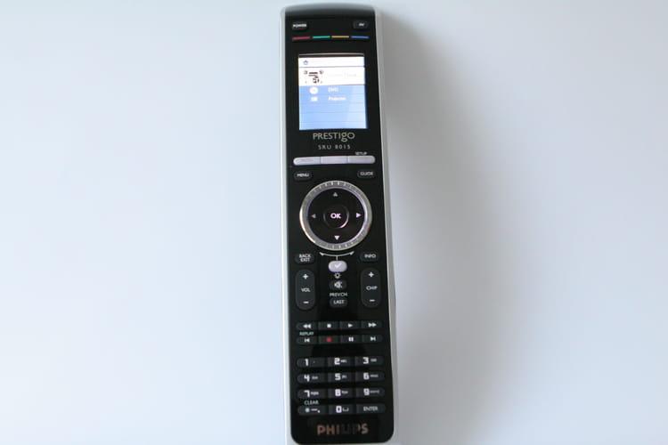 Télécommande multifonctions