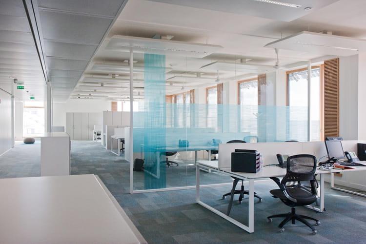 des espaces de travail ouverts   green office  le nouveau