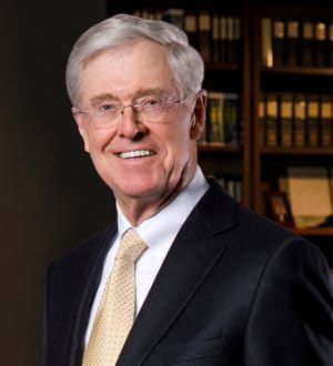 9e ex aequo charles koch 39 6 milliards de dollars l 39 homme le plus riche du monde en 2016 jdn. Black Bedroom Furniture Sets. Home Design Ideas
