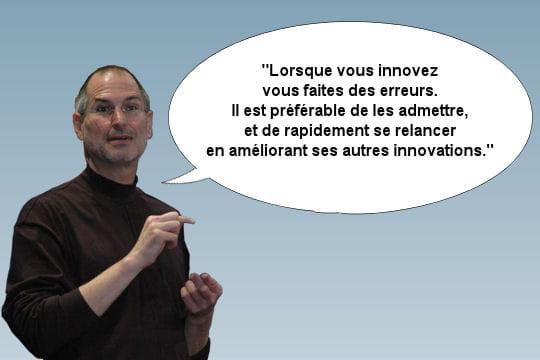 Steve Jobs : ses citations les plus marquantes