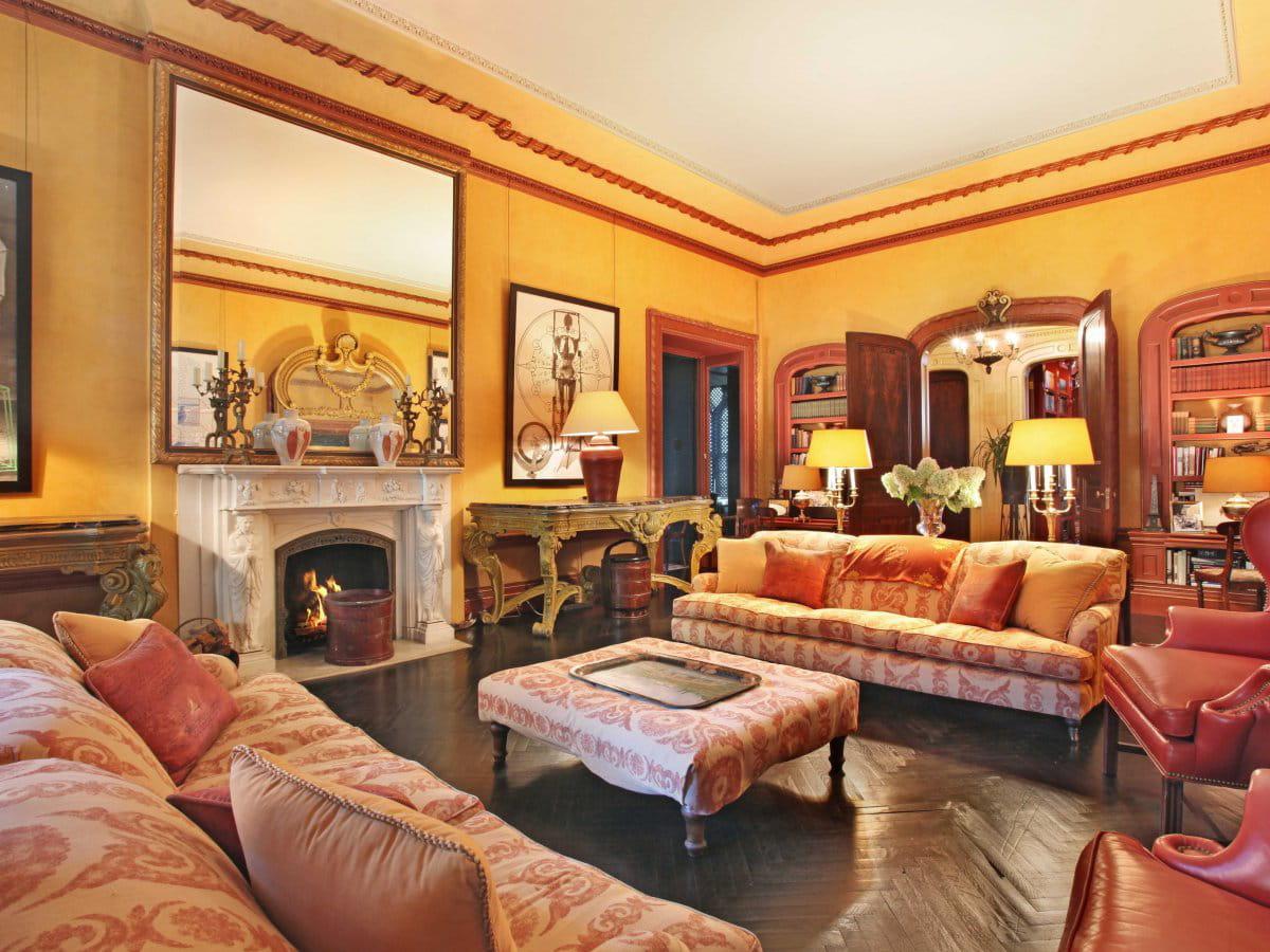 La maison comporte un nombre norme de pi ces visitez la maison la plus ch re de brooklyn jdn - Nombre de piece maison ...