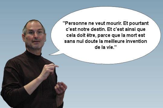 Steve Jobs et la maladie