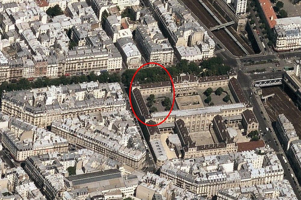 7e ex aequo lyc e chaptal paris 8 184 le m habiter pr s des meilleu - Combien coute le metre carre a paris ...