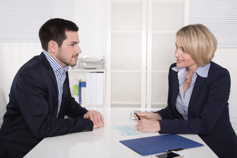 Rencontre avec employe difficile