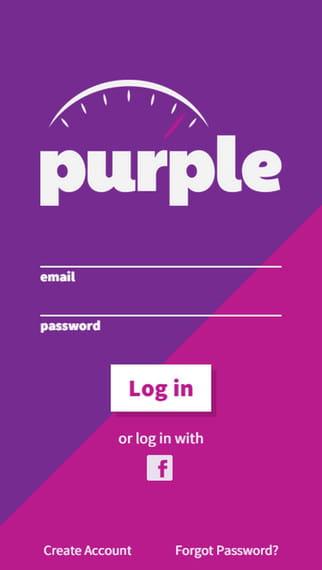 Purple vous livre de l'essence quand vous en avez besoin