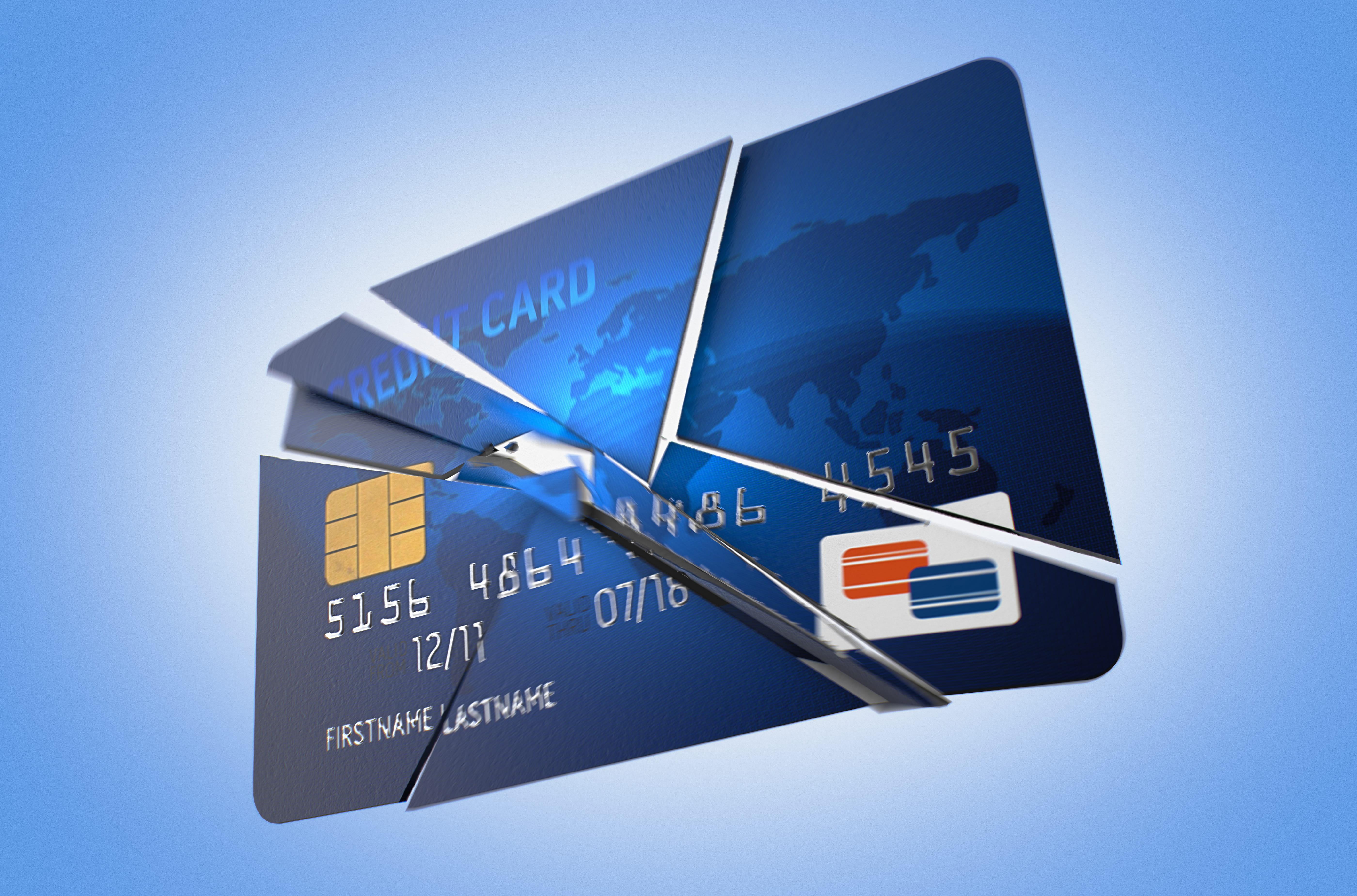 economie finance  disparition carte bancaire mastercard