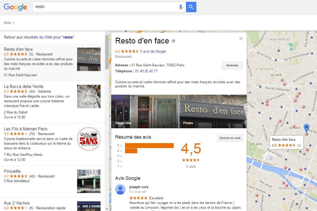 seo google admet que les clics sur ses r sultats sont pris en compte puis se r tracte jdn. Black Bedroom Furniture Sets. Home Design Ideas