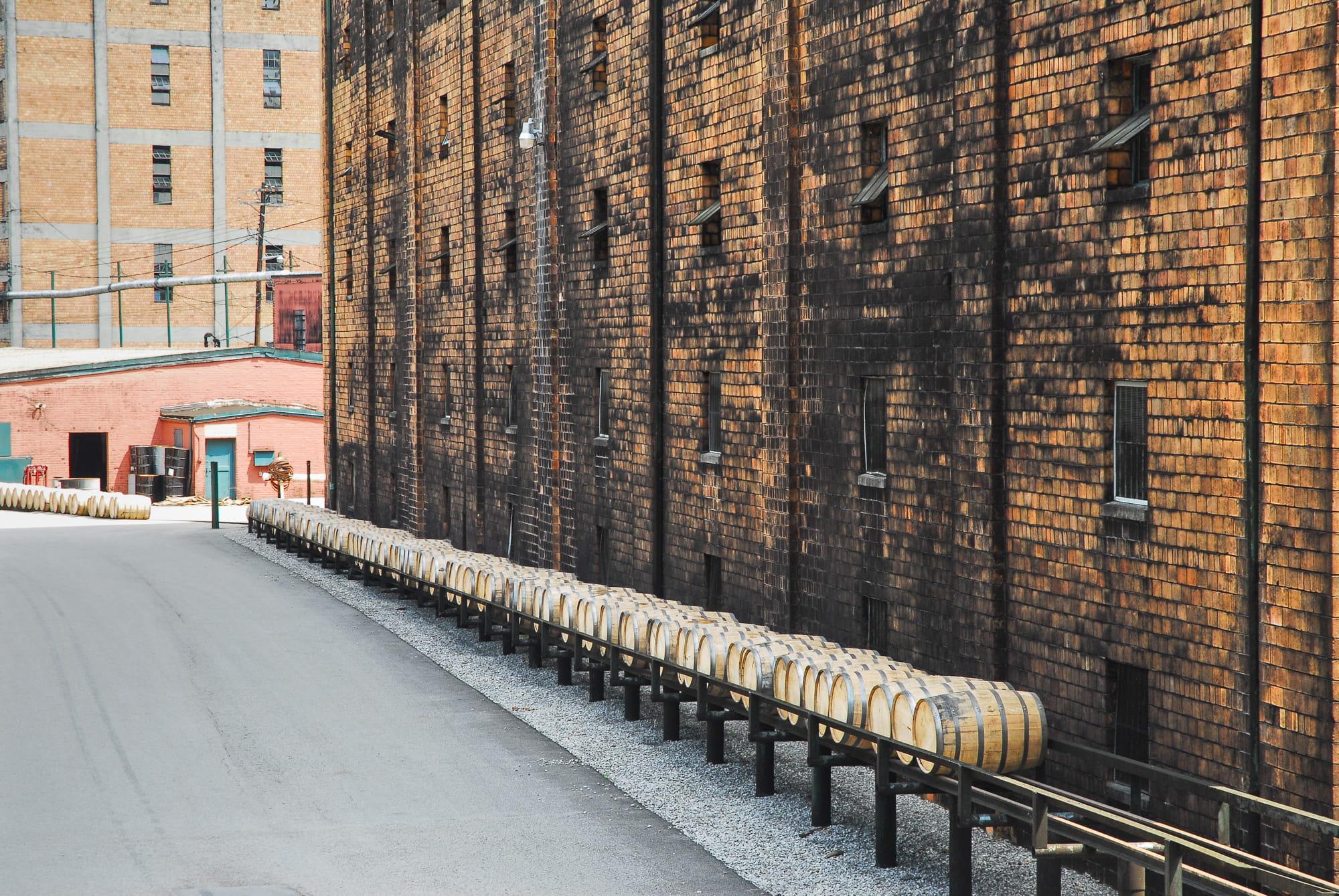 Kentucky bourbon trail kentucky 50 destinations for Kentucky craft bourbon trail