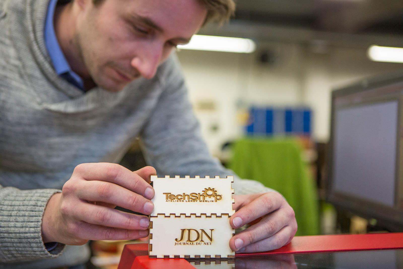 6 d coupes laser 8 imprimantes 3d techshop leroy merlin la nouvelle salle de sport des - Techshop leroy merlin ...