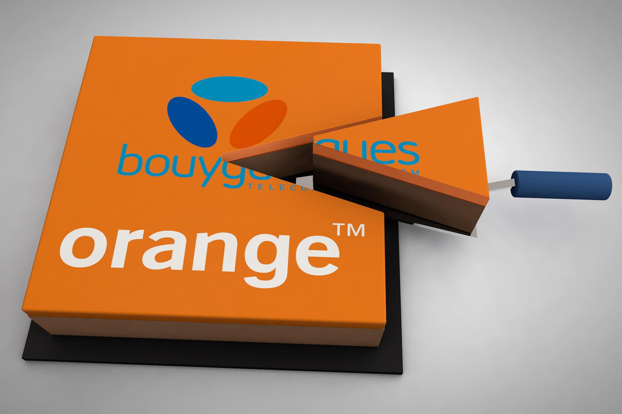 ebusiness telecoms fai  fusion orange bouygues telecom free sfr coriolis