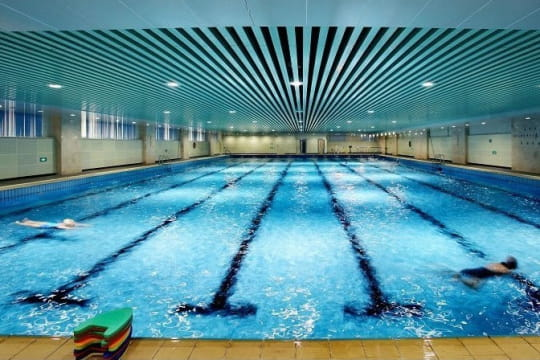 Essaies tests for Piscine olympique