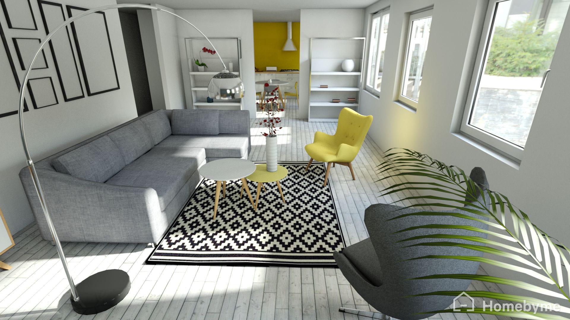 homebyme le site qui t l porte les acheteurs dans leur futur logement. Black Bedroom Furniture Sets. Home Design Ideas
