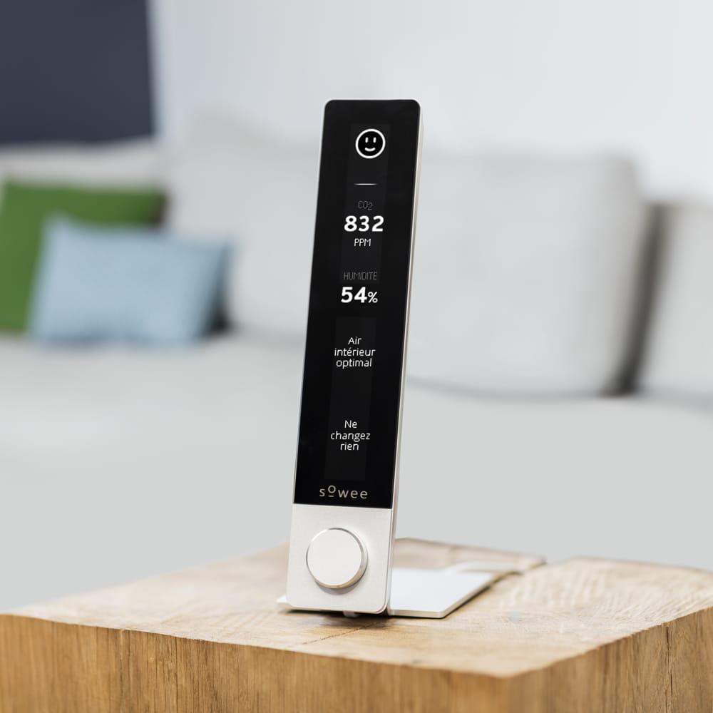 edf d gaine sowee un hub pour piloter la smart home et une marque iot. Black Bedroom Furniture Sets. Home Design Ideas